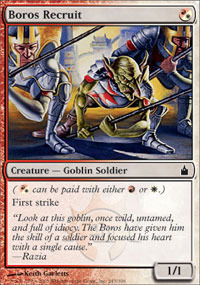 Boros Recruit - Foil