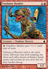 Viashino Slasher - Foil