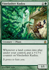 Vinelasher Kudzu - Foil