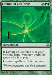 Leyline of Lifeforce - Foil