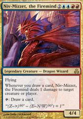 Niv-Mizzet, the Firemind - Foil on Ideal808