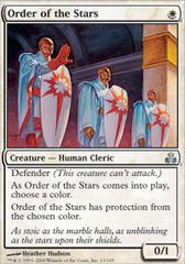 Order of the Stars - Foil