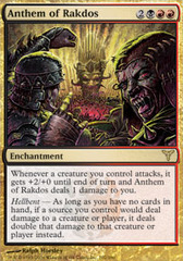 Anthem of Rakdos - Foil on Channel Fireball