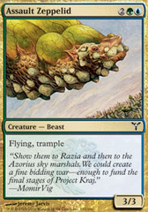 Assault Zeppelid - Foil on Channel Fireball