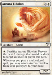 Aurora Eidolon - Foil on Channel Fireball