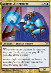 Azorius AEthermage - Foil on Channel Fireball