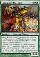 Cytoplast Root-Kin - Foil on Channel Fireball
