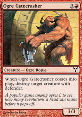 Ogre Gatecrasher - Foil