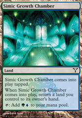 Simic Growth Chamber - Foil on Channel Fireball