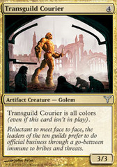 Transguild Courier - Foil on Ideal808
