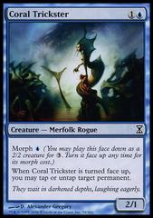 Coral Trickster - Foil