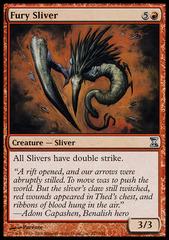 Fury Sliver - Foil