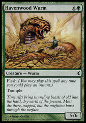 Havenwood Wurm - Foil