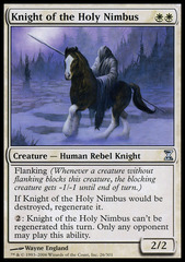 Knight of the Holy Nimbus - Foil