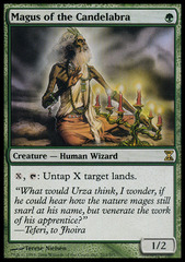Magus of the Candelabra - Foil