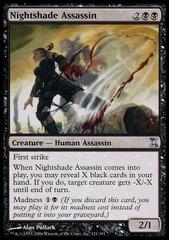 Nightshade Assassin - Foil