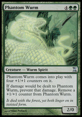 Phantom Wurm - Foil