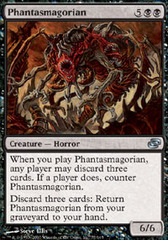 Phantasmagorian - Foil on Channel Fireball