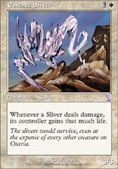 Essence Sliver - Foil on Channel Fireball