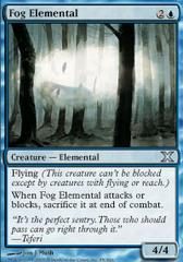 Fog Elemental - Foil
