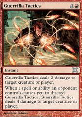Guerrilla Tactics - Foil
