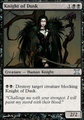 Knight of Dusk - Foil
