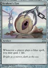 Kraken's Eye - Foil