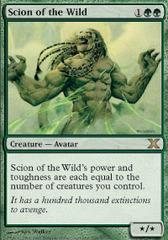 Scion of the Wild - Foil