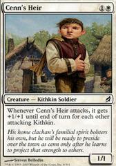 Cenn's Heir - Foil