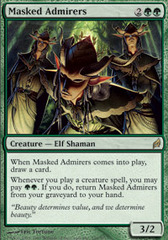 Masked Admirers - Foil