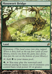 Mosswort Bridge - Foil on Channel Fireball