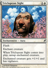 Triclopean Sight - Foil