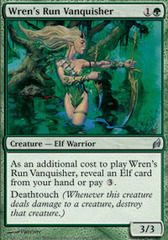 Wren's Run Vanquisher - Foil on Ideal808