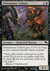 Ashenmoor Cohort - Foil on Channel Fireball