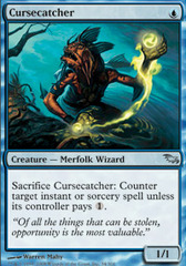 Cursecatcher - Foil on Channel Fireball