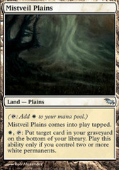 Mistveil Plains - Foil