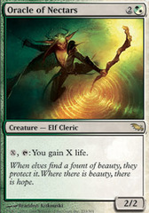 Oracle of Nectars - Foil