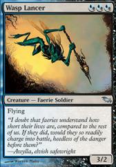 Wasp Lancer - Foil