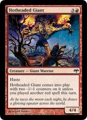 Hotheaded Giant - Foil