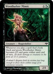 Woodlurker Mimic - Foil