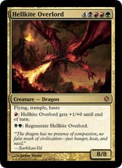 Hellkite Overlord - Foil on Ideal808
