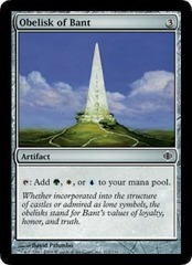 Obelisk of Bant - Foil on Ideal808