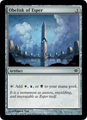 Obelisk of Esper - Foil on Ideal808
