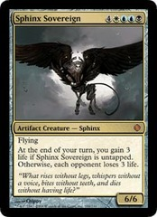 Sphinx Sovereign - Foil