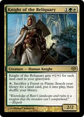 Knight of the Reliquary - Foil on Channel Fireball