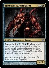 Etherium Abomination - Foil