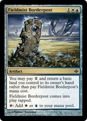 Fieldmist Borderpost - Foil