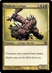 Madrush Cyclops - Foil