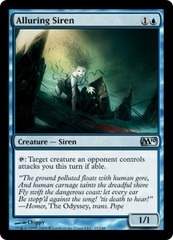 Alluring Siren - Foil on Channel Fireball