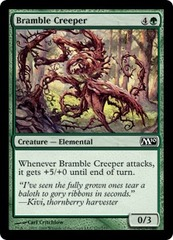 Bramble Creeper - Foil on Ideal808
